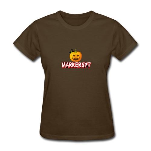 MarkersYT Halloween - Women's T-Shirt