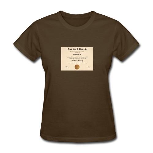 Grind University - Women's T-Shirt