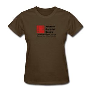 American Buddhist Sangha / Zen Do USA - Women's T-Shirt