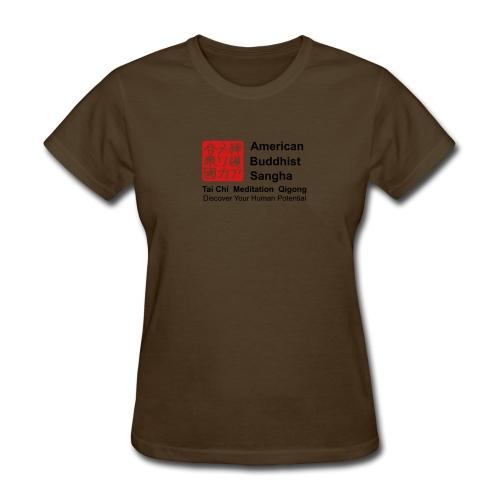 American Buddhist Sangha / Zen Do USA - Women's T-Shirt