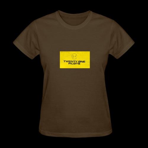 xeh hj j mbsbec - Women's T-Shirt
