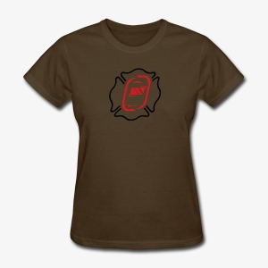 Off Duty Iron Maltese - Women's T-Shirt