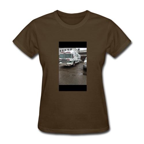 8BD41DD1 3ADC 454F BF3A 707B2C7005DB - Women's T-Shirt