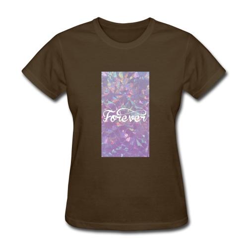 forever ad4d88cc 78a1 39b4 8f43 066d9596b8d9 - Women's T-Shirt