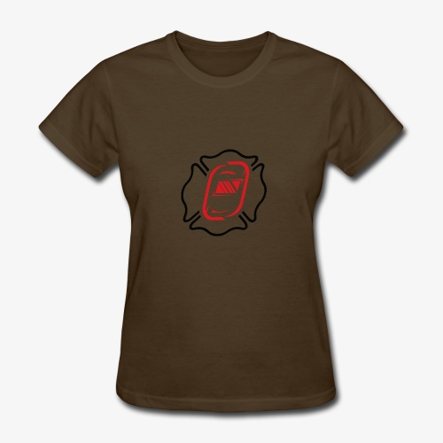Off Duty Iron Maltese - Women's T-Shirt