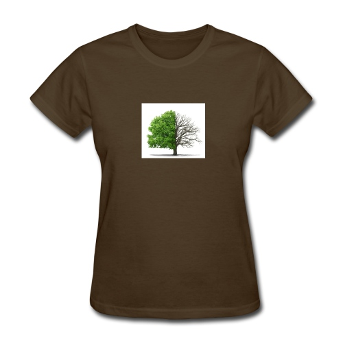 dead tree 1 - Women's T-Shirt