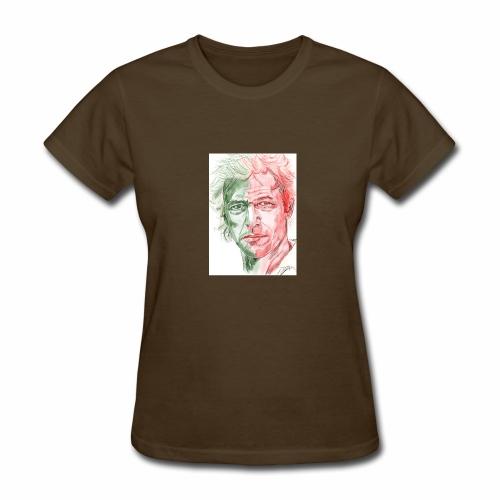 imran khan from Pakistan - Women's T-Shirt