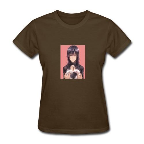 Kawaii anime girl - Women's T-Shirt