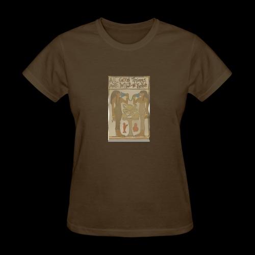 60F0EAF4 65A0 49AF 9CA4 5C1C8CCE7D9E - Women's T-Shirt