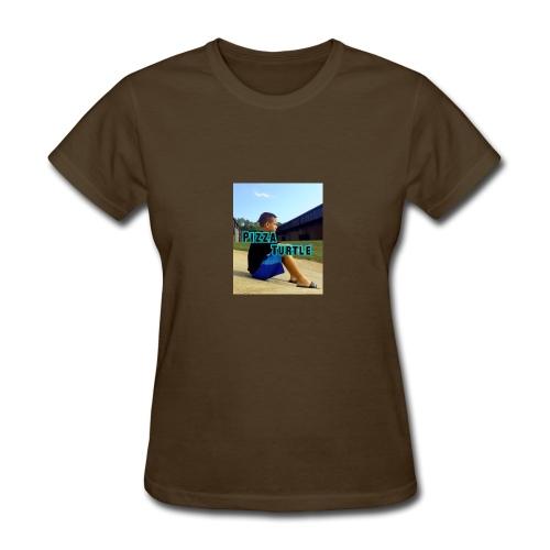 PizTurt 0820 - Women's T-Shirt