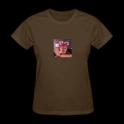 talktothehand - Women's T-Shirt