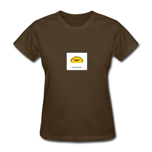 Taco Bout it - Women's T-Shirt