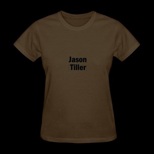 Tiller Text 2 - Women's T-Shirt