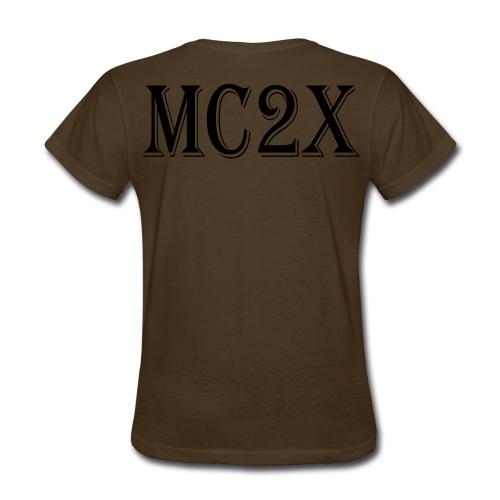 MC2X Merch - Women's T-Shirt