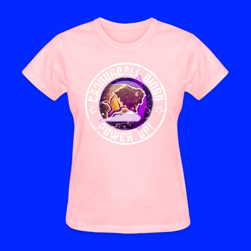 Vintage Stampede Power-Up Tee - Women's T-Shirt