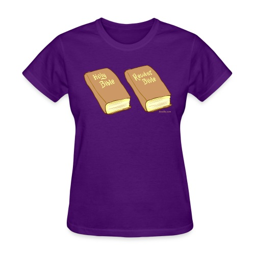 holybible200alpha - Women's T-Shirt