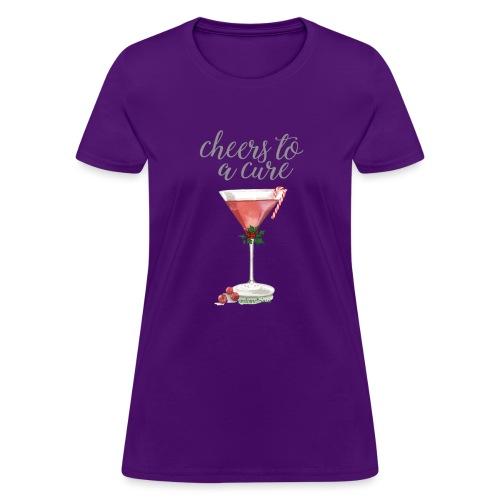Cheers: Endometriosis - Women's T-Shirt