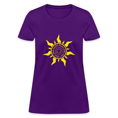 flowergleam - Women's T-Shirt
