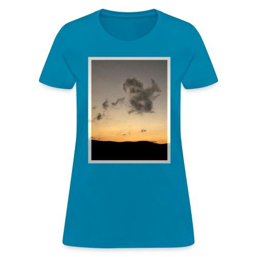 Sky - Women's T-Shirt