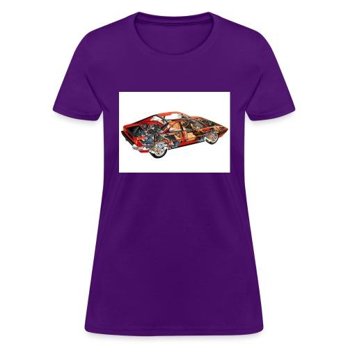 FullSizeRender mondial - Women's T-Shirt