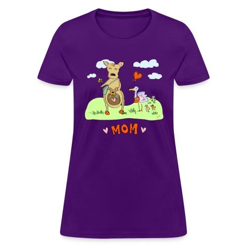Mom is Best - Women's T-Shirt