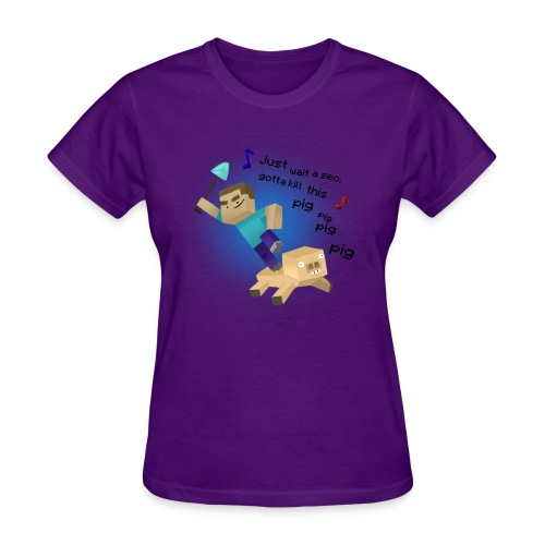 pig tshirts - Women's T-Shirt