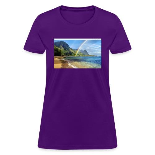 Hawiy - Women's T-Shirt