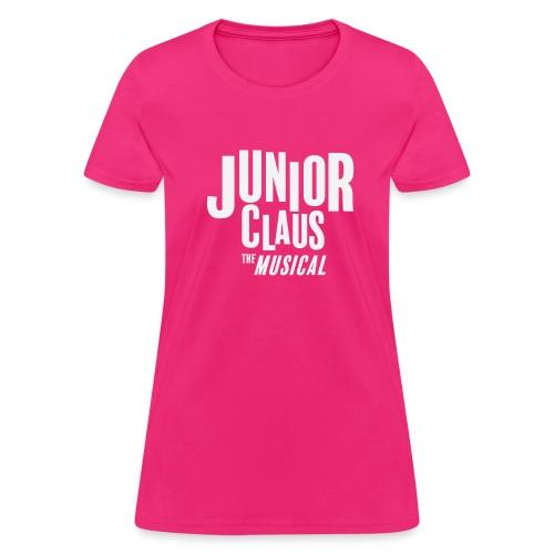Junior Claus - Women's T-Shirt