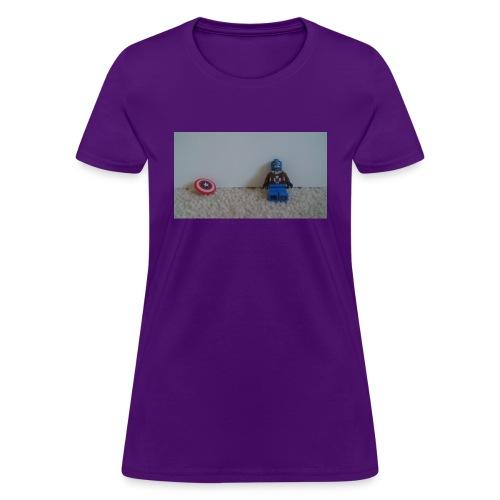 chill like captin - Women's T-Shirt