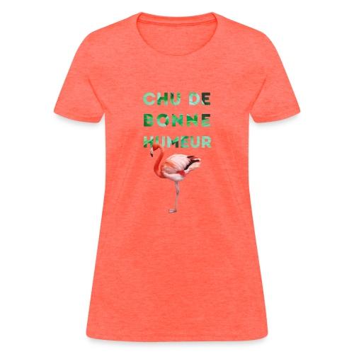 Pl_tshirt_typo flamand_40 - Women's T-Shirt