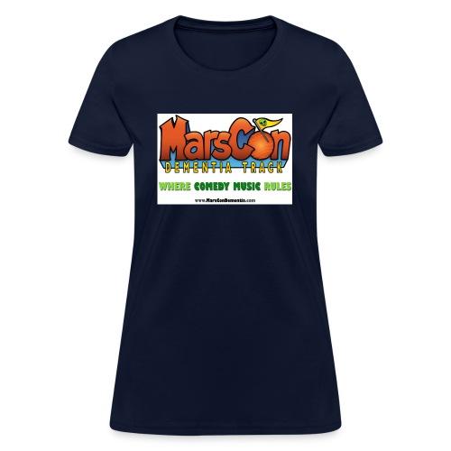 Marscon Dementia Logo - Women's T-Shirt