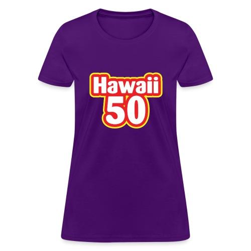 Hawaii 50 - Women's T-Shirt