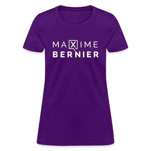 Maxime Bernier campaign logo - Women's T-Shirt