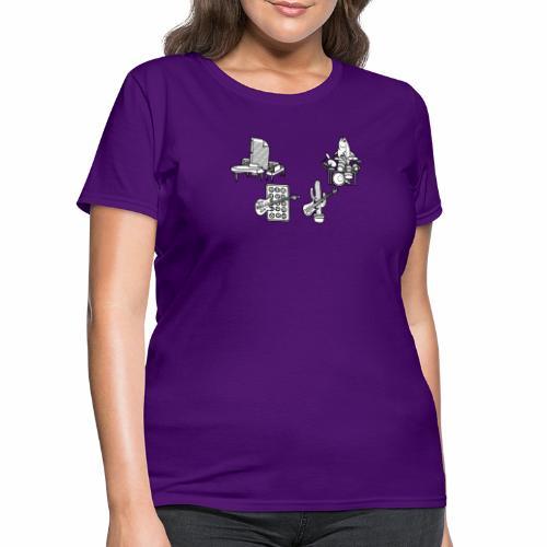 literalphish - Women's T-Shirt