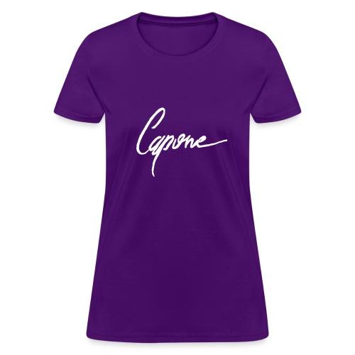 Capore final2 - Women's T-Shirt