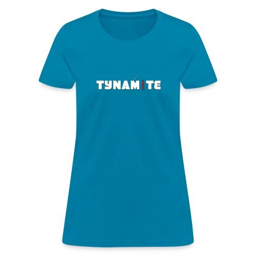 tynamite logo png - Women's T-Shirt