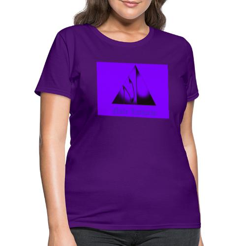 Purple Logo - Women's T-Shirt