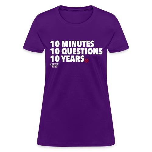 10 years - Women's T-Shirt
