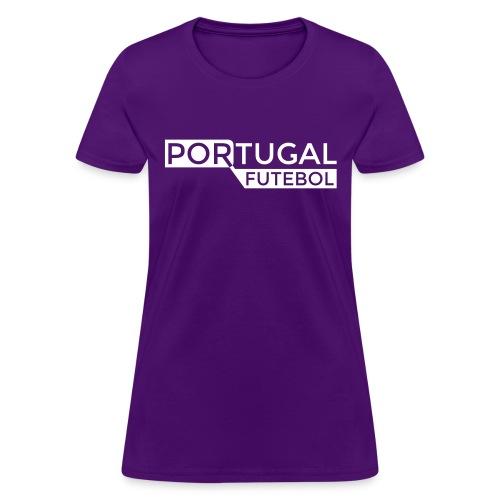 Portugal Futebol 2 - Women's T-Shirt
