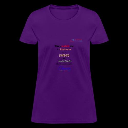 Diss Tee - Women's T-Shirt