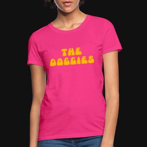 THE DOGGIES - Women's T-Shirt