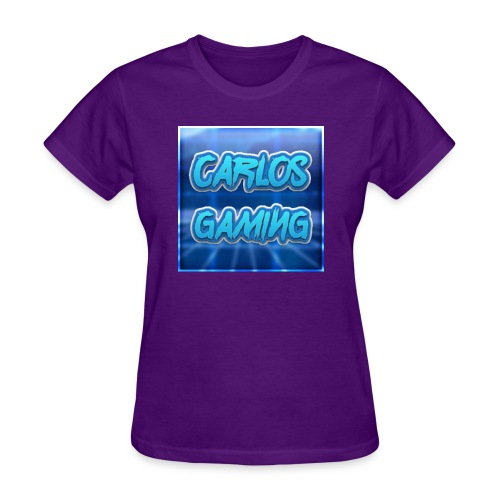 Carlos Gaming merchandise - Women's T-Shirt
