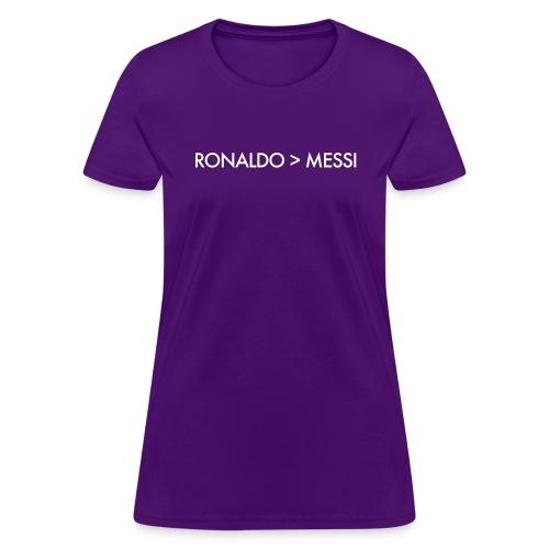 RONALDO - Women's T-Shirt
