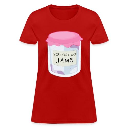 BTS YOU GOT NO JAMS - Women's T-Shirt
