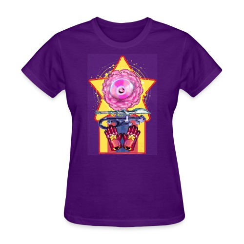 Crystal Powers - Women's T-Shirt