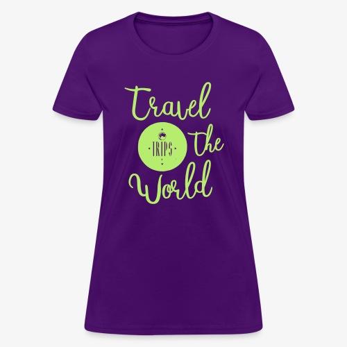 Trips Inc.™ 2017 T Shirt - Women's T-Shirt
