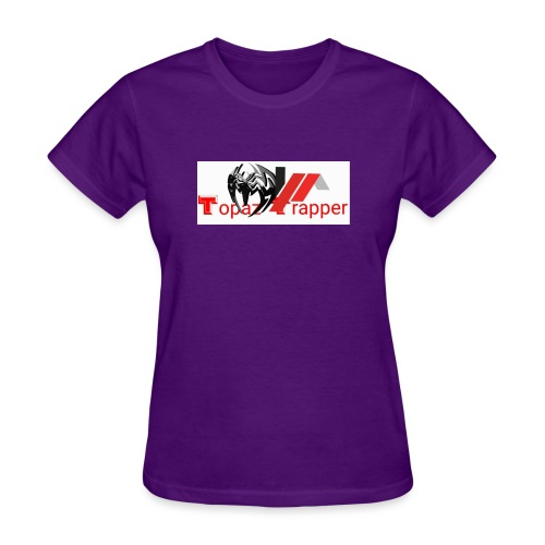 Topaz Trapper - Women's T-Shirt