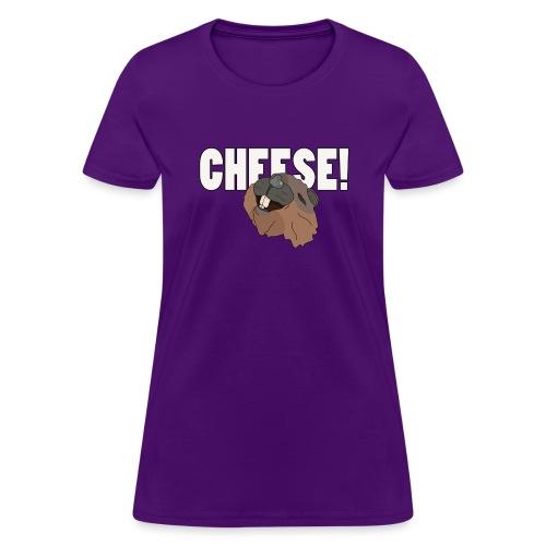beavercheese - Women's T-Shirt