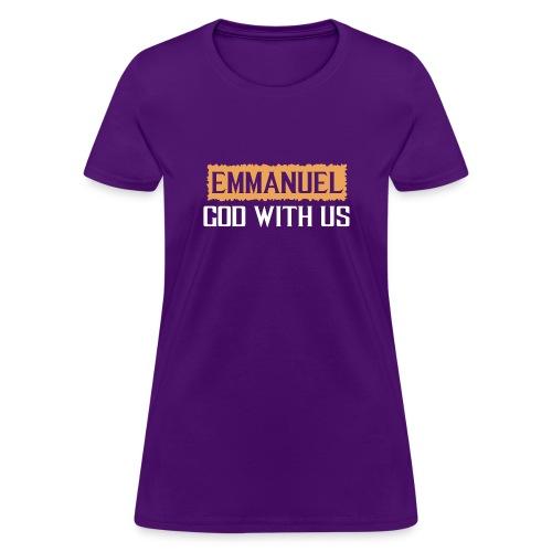 TESTIMONY OF JESUS TEES - Women's T-Shirt