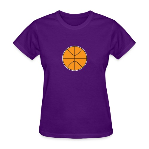 Plain basketball - Women's T-Shirt